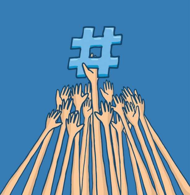 importance of hash tags - peteduffy.co.uk