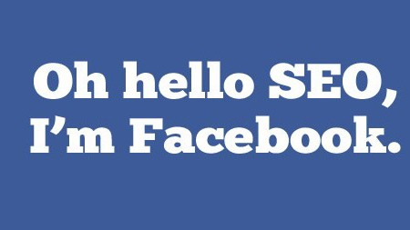 How does Facebook impact on SEO