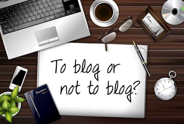 to blog or not to blog is the main question when it comes to creating a blog post